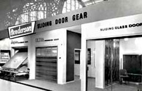 Henderson Sliding Door Gear