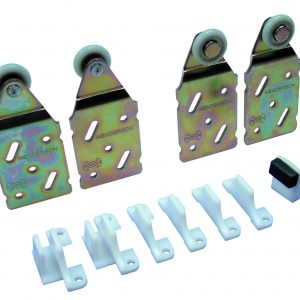 Double Top 2 Door Fittings Pack