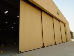 completed_hangar_doors_from_outside_2